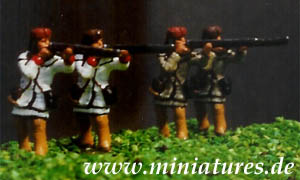 Continental Riflemen