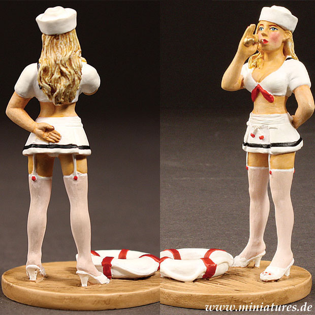 Babes in Arms: Navy »Boatswain's Mate«, 1:30 Figuren Historic Sales BIA002