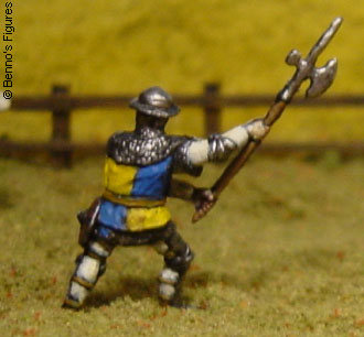 Accurate Miniatures 1:72 Scale Man at Arms