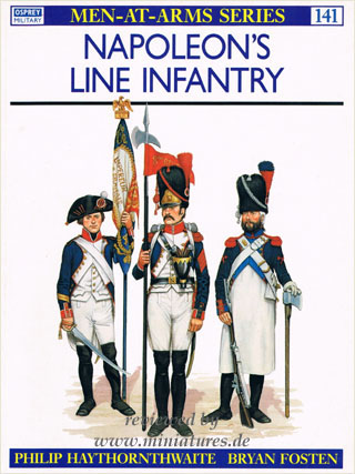 Napoleons Linieninfanterie, Osprey Men-At-Arms Series 141