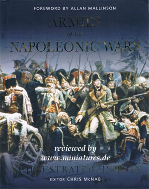 Armies of the Napoleonic Wars, Chris McNab