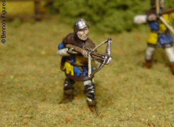 Accurate Miniatures 1:72 Scale Crossbowman