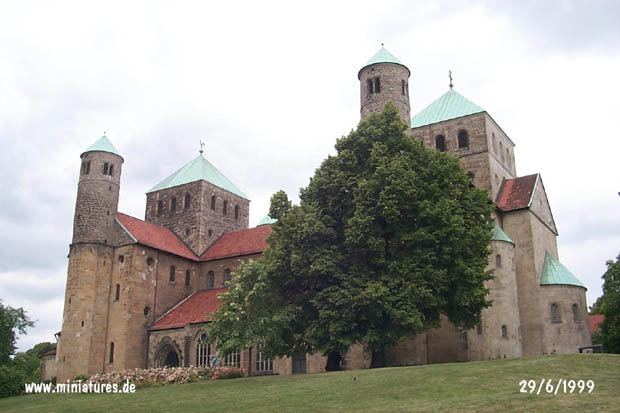 Michaeliskirche in Hildesheim