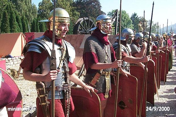 teil einer römischen legion